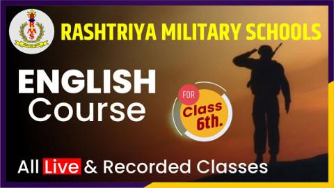 English Course Class 6 [RMS]