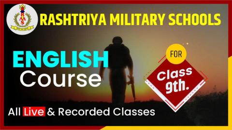 ENGLISH CRASH COURSE CLASS 9th [ RMS]