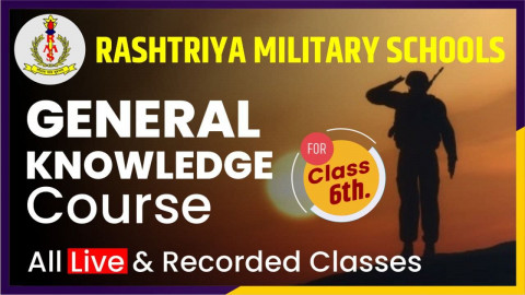 General Knowledge Course Class 6 [RMS]