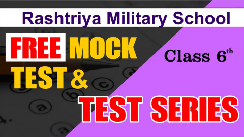 RMS FREE MOCK TEST FOR CLASS 6