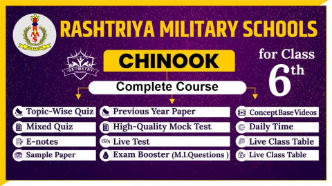 CLASS 6 [RMS] COMPLETE COURSE