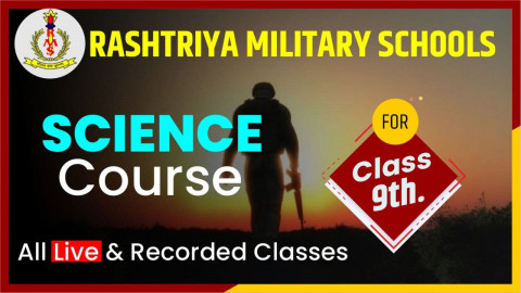 SCIENCE CRASH COURSE CLASS 9 [RMS]