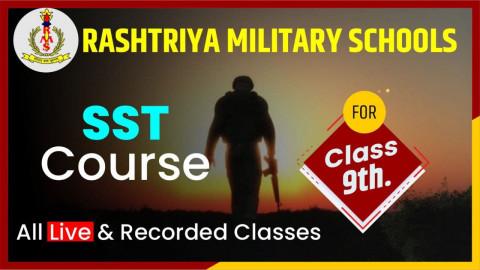 SST CRASH COURSE CLASS 9 [RMS]